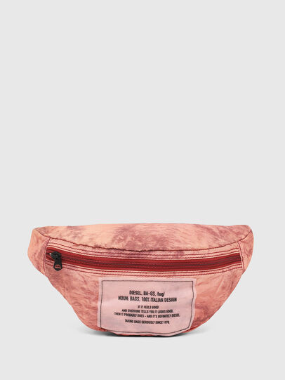 Diesel - BELTPAK, Red - Belt bags - Image 1