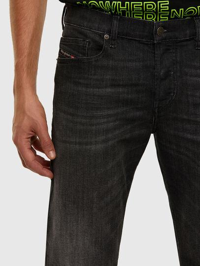 Diesel - D-Mihtry 009EN, Black/Dark grey - Jeans - Image 3