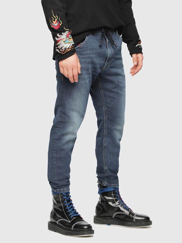 Krooley JoggJeans 084UB, Medium blue - Jeans