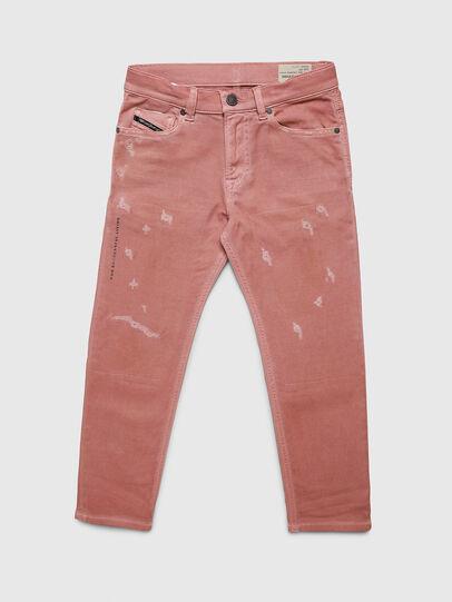 Diesel - MHARKY-J JOGGJEANS, Pink - Jeans - Image 1