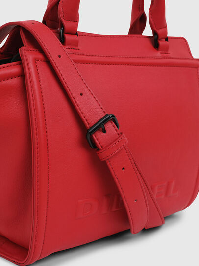 Diesel - BADIA, Fire Red - Satchels and Handbags - Image 5