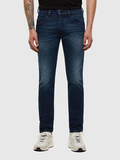 Diesel - D-Bazer 009ER, Dark Blue - Jeans - Image 1