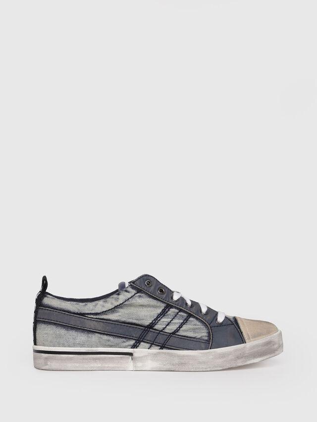 Diesel - D-VELOWS LOW LACE, Blue - Sneakers - Image 1