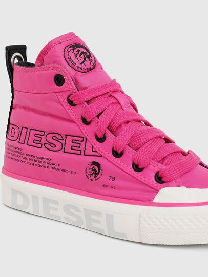 Diesel - SN MID 07 MC LOGO YO, Pink - Footwear - Image 4
