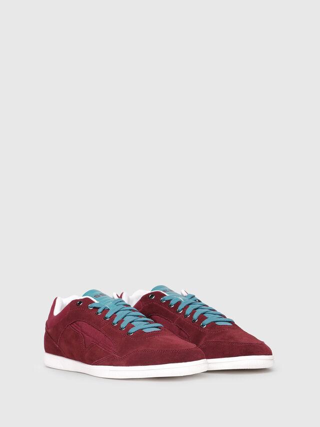 Diesel - S-HAPPY LOW, Red - Sneakers - Image 2