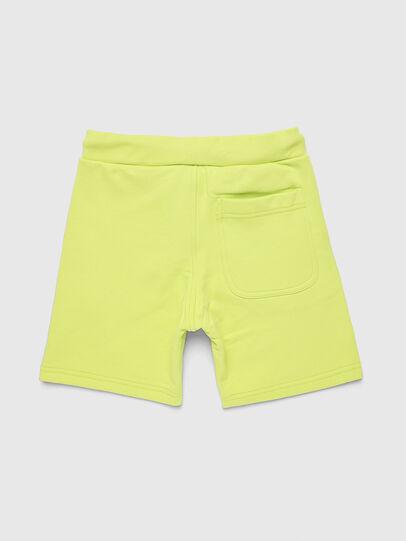 Diesel - PNAT, Yellow Fluo - Shorts - Image 2