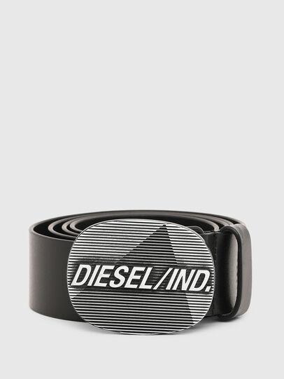 Diesel - B-DIELIND, Black - Belts - Image 1
