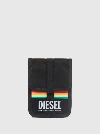 Diesel - BBAG-POCK-P, Black - Beachwear accessories - Image 1