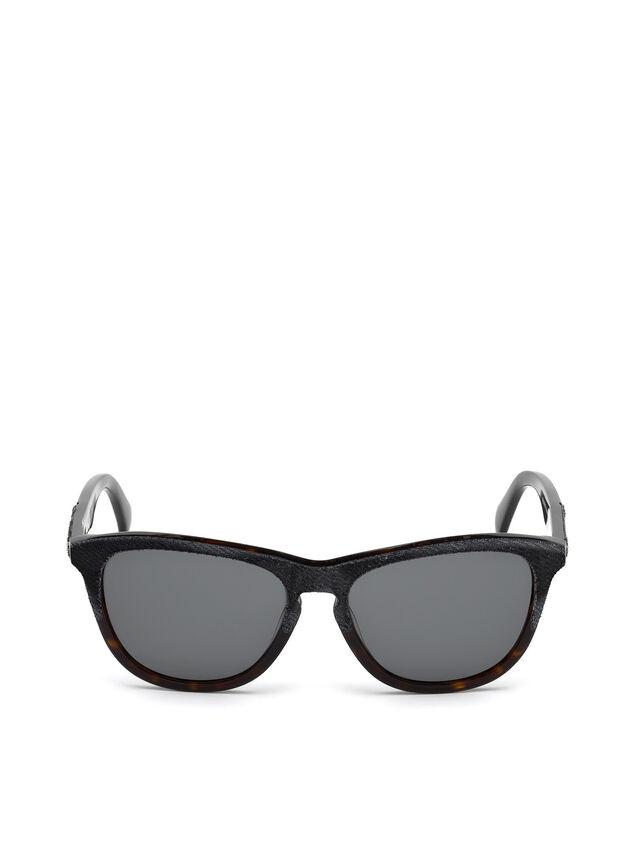 Diesel DM0192, Dark Blue - Eyewear - Image 1