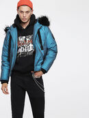 W-CODY, Azure - Winter Jackets