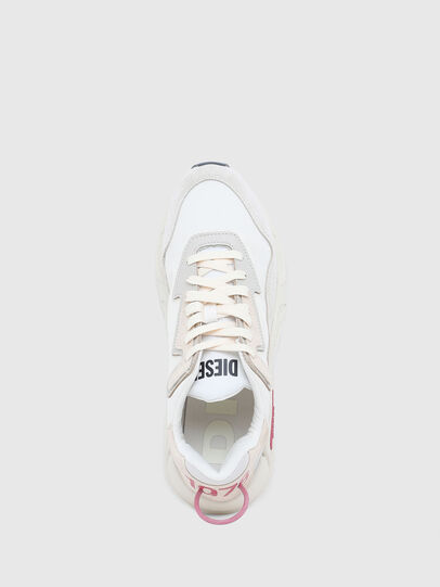 Diesel - S-SERENDIPITY LC W, White/Pink - Sneakers - Image 4