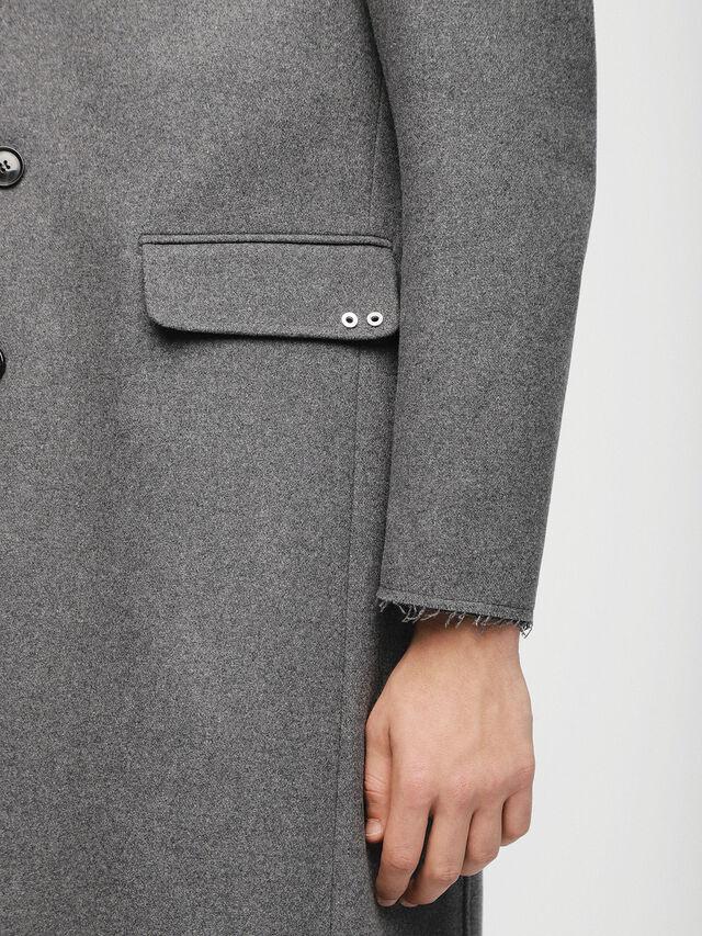Diesel - W-DEXTER, Grey - Winter Jackets - Image 6