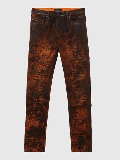 Diesel - TYPE-2021, Black/Orange - Jeans - Image 7