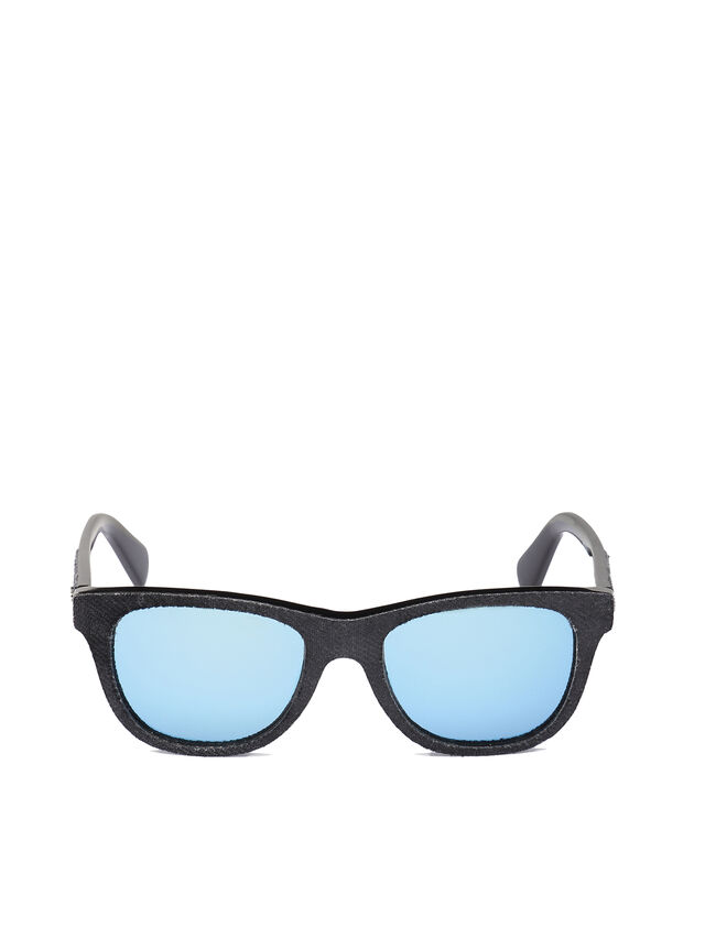 Diesel - DM0200, Black Jeans - Kid Eyewear - Image 1
