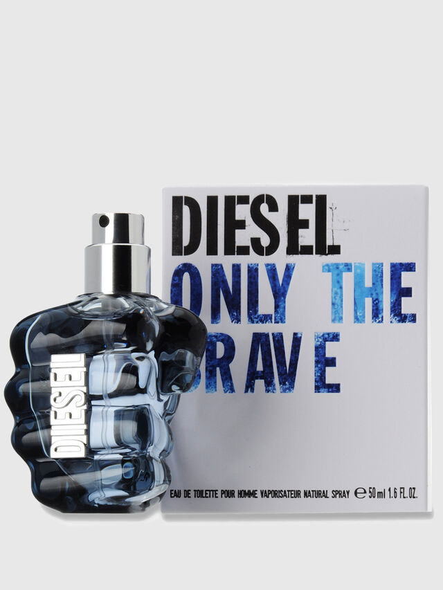 Diesel - ONLY THE BRAVE 50ML, Light Blue - Only The Brave - Image 1