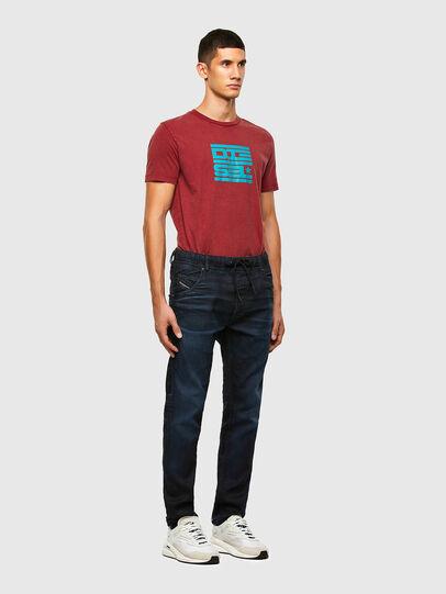 Diesel - Krooley JoggJeans 069QF, Dark Blue - Jeans - Image 5