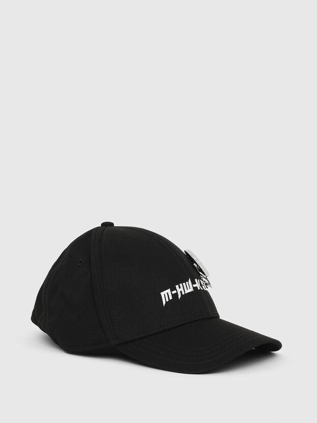 CNOVE, Black - Caps