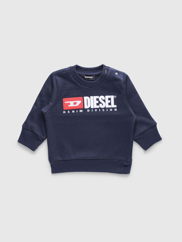SCREWDIVISIONB, Navy Blue - Sweaters