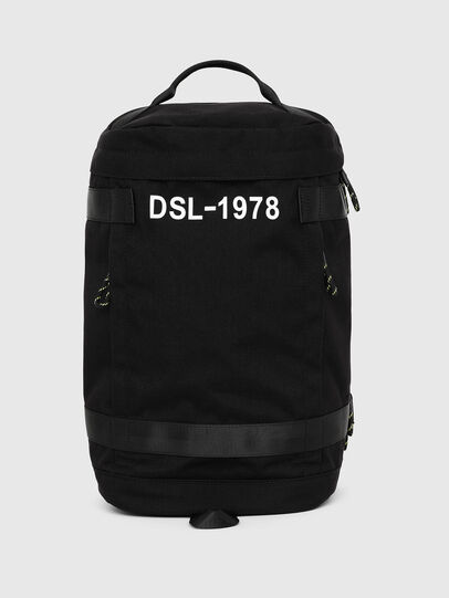 Diesel - PIEVE, Black - Backpacks - Image 1