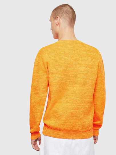 Diesel - K-SPECIALS, Orange - Knitwear - Image 2