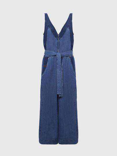 Diesel - DE-LORYNA, Medium blue - Jumpsuits - Image 1