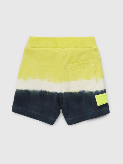 Diesel - PDEEPB, Blue/Yellow - Shorts - Image 2