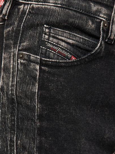 Diesel - Babhila 009FH, Black/Dark grey - Jeans - Image 7