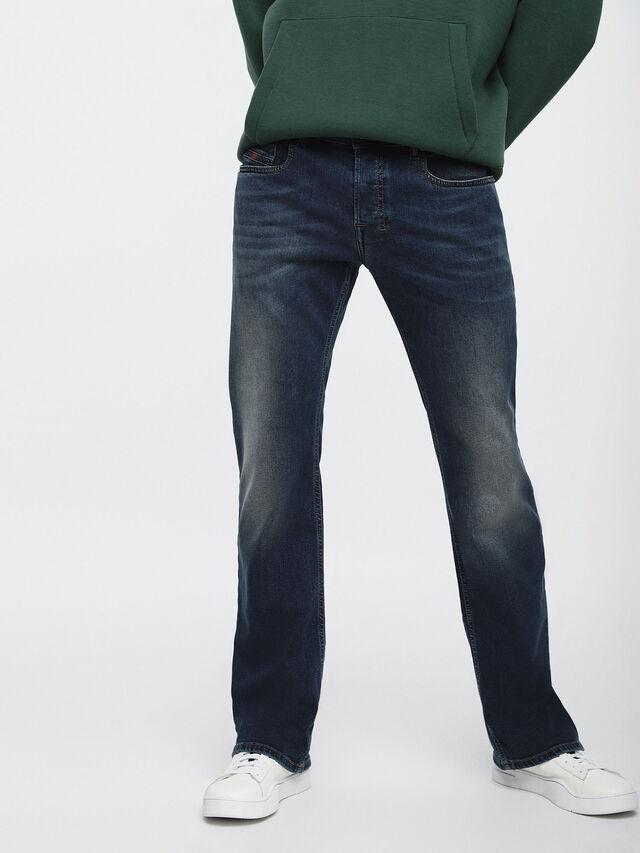 Diesel Zatiny 084BU, Dark Blue - Jeans - Image 1
