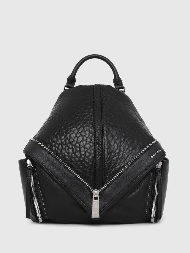 Diesel - LE-MHONIC, Black - Backpacks - Image 1