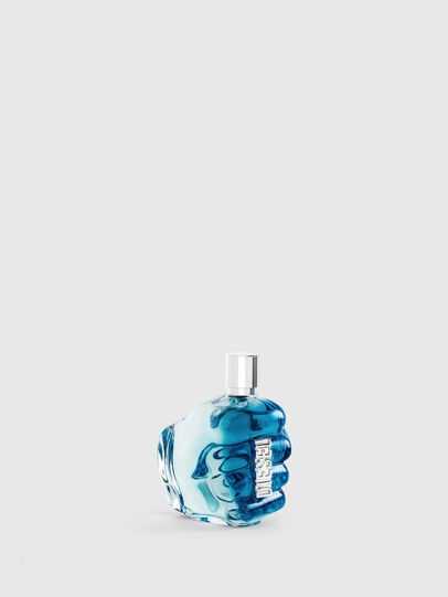 Diesel - ONLY THE BRAVE HIGH  125ML, Light Blue - Only The Brave - Image 2
