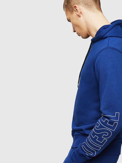 Diesel - UMLT-BRANDON, Blue - Sweaters - Image 4
