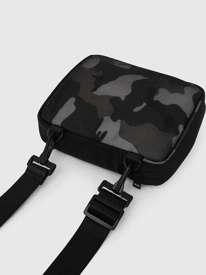 Diesel - ODERZO Z, Blue/Grey - Crossbody Bags - Image 7