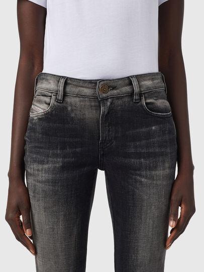 Diesel - D-Jevel 09B18, Black/Dark grey - Jeans - Image 3