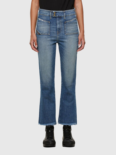 Diesel - D-Earlie 009HG, Light Blue - Jeans - Image 1