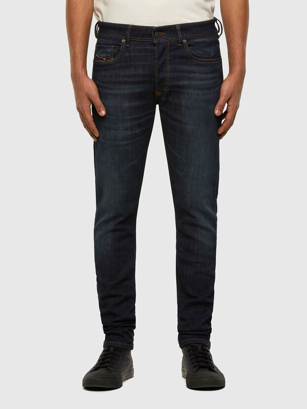 Sleenker 009DI, Dark Blue - Jeans
