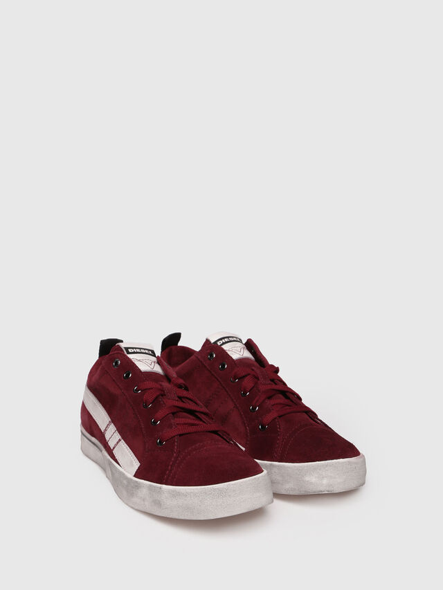 Diesel - D-VELOWS LOW LACE, Red - Sneakers - Image 3