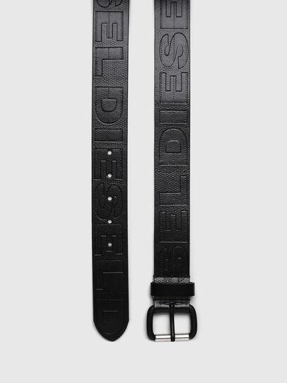Diesel - B-CERRO, Black - Belts - Image 3