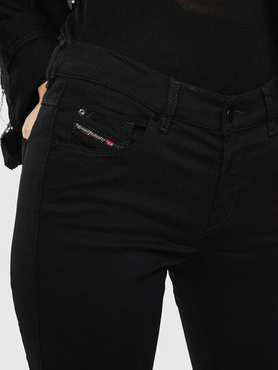 Diesel - Sandy 069EI, Black/Dark grey - Jeans - Image 3