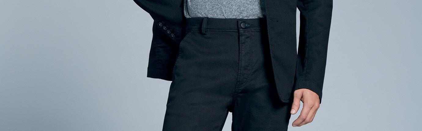 Shop Men's Carrot Fit Jeans
