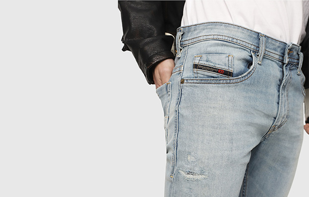 Thommer Slim Jeans Man