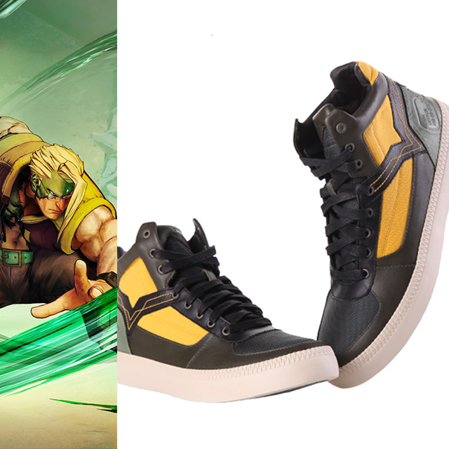 Diesel x Street Fighter V