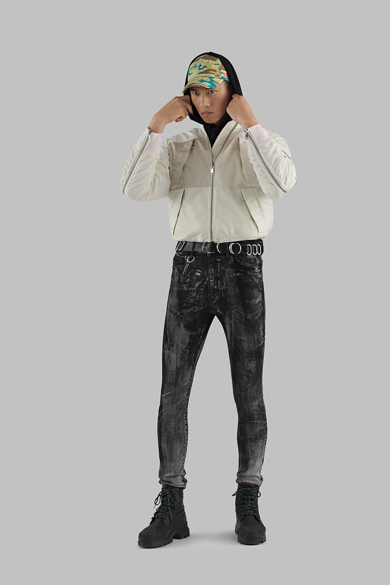 Diesel Slim Jeans Man