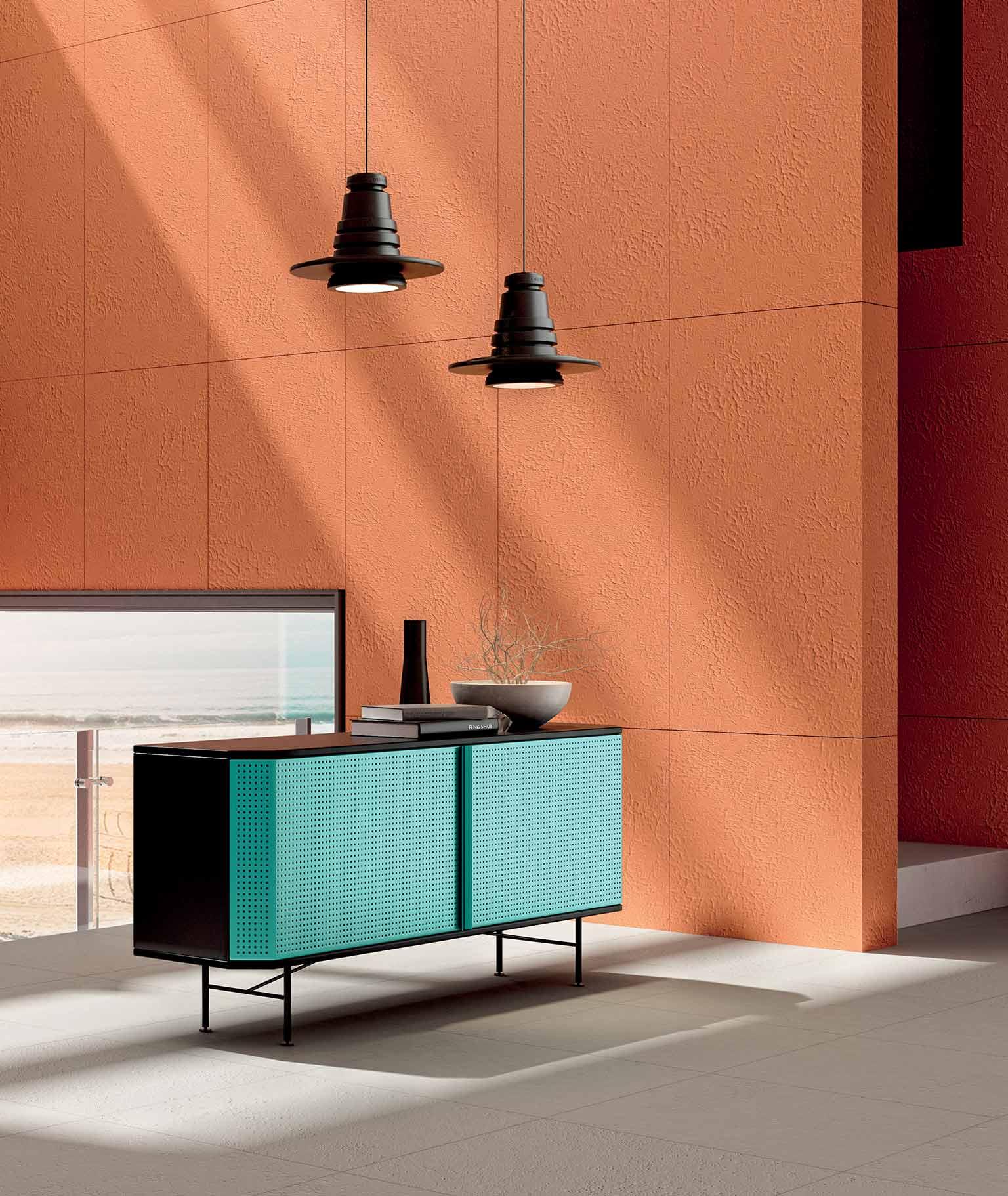 Diesel Living: Techinal Ceramics with Iris