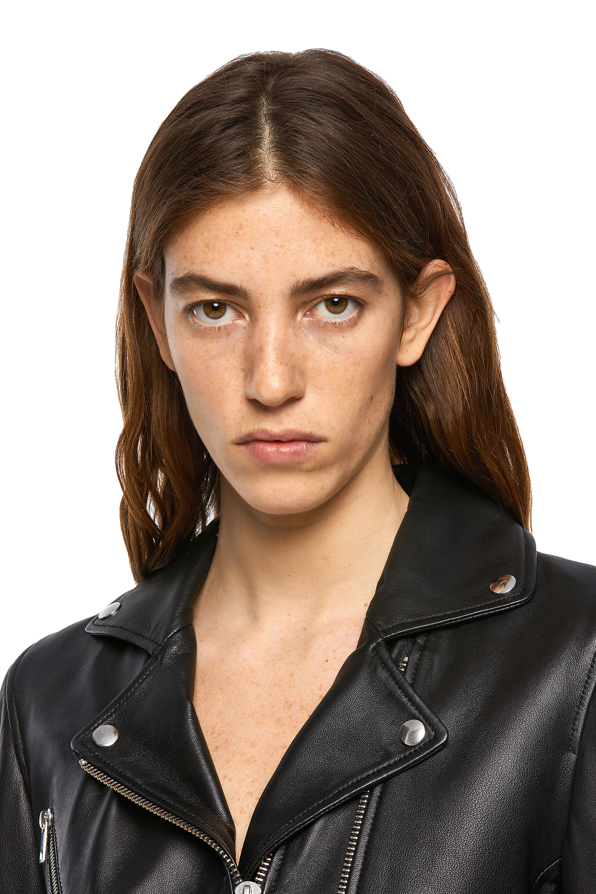 Diesel - L-LYFA,  - Leather jackets - Image 3