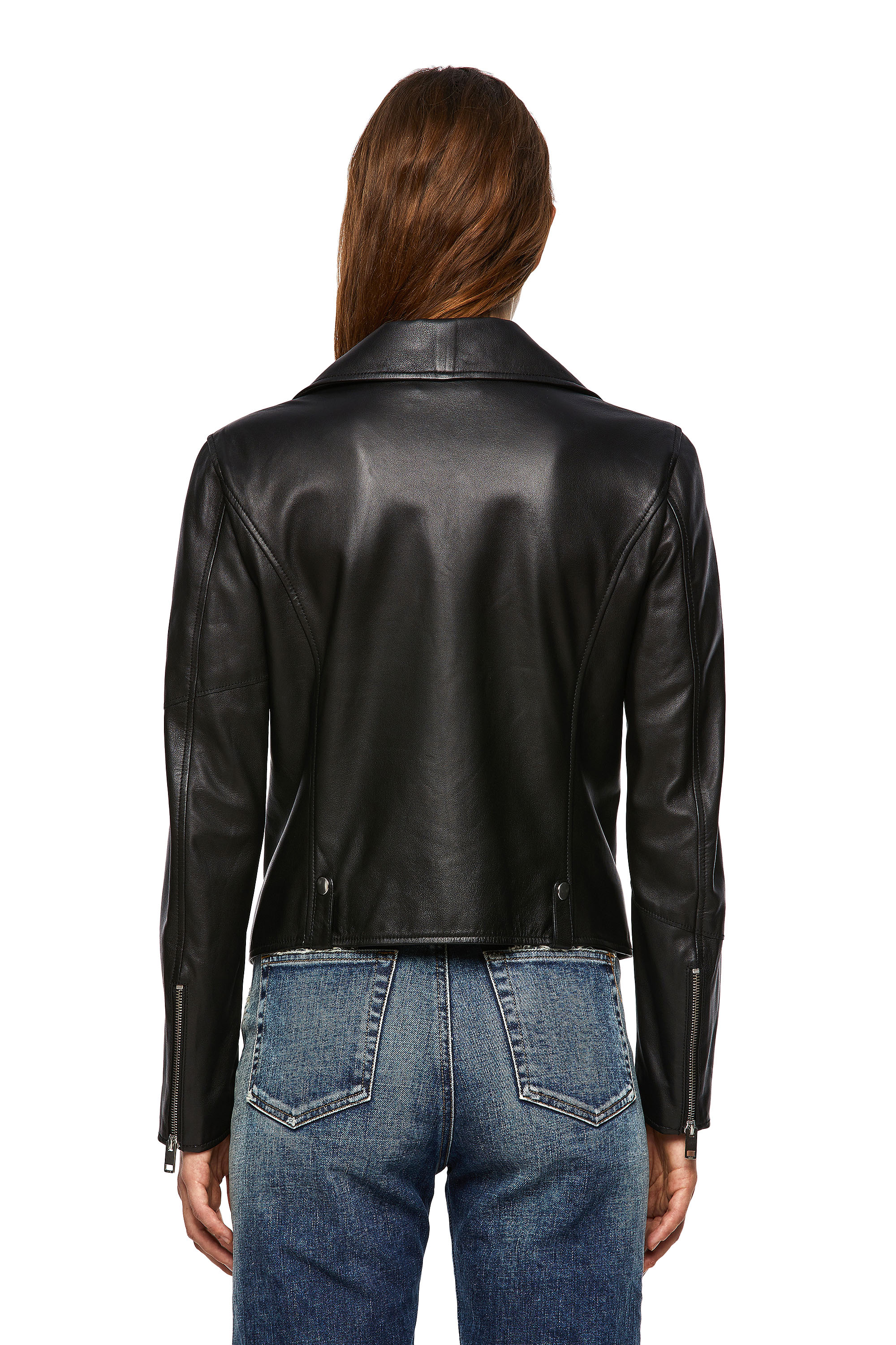 Diesel - L-LYFA,  - Leather jackets - Image 2
