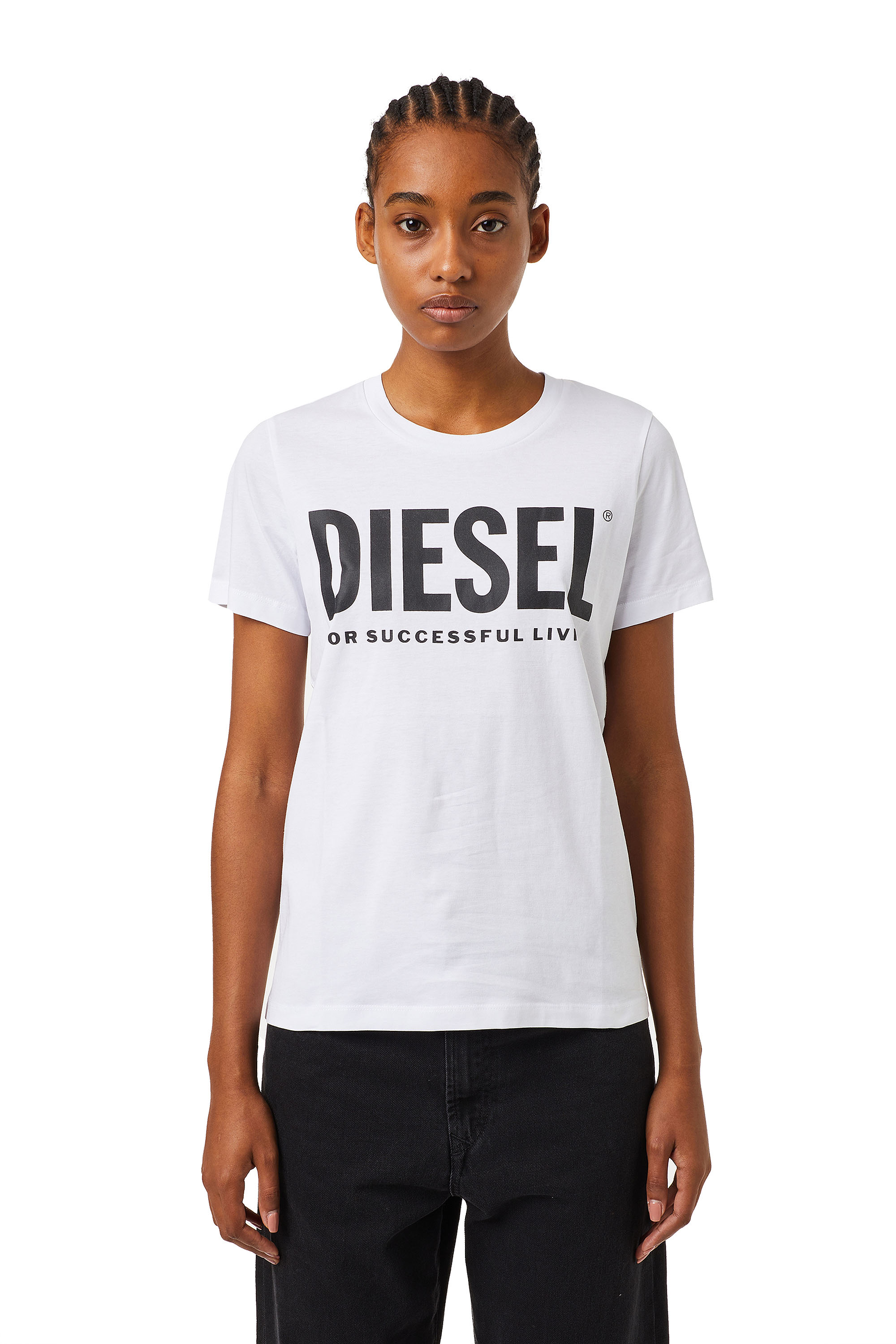 Diesel - T-SILY-WX,  - T-Shirts - Image 1