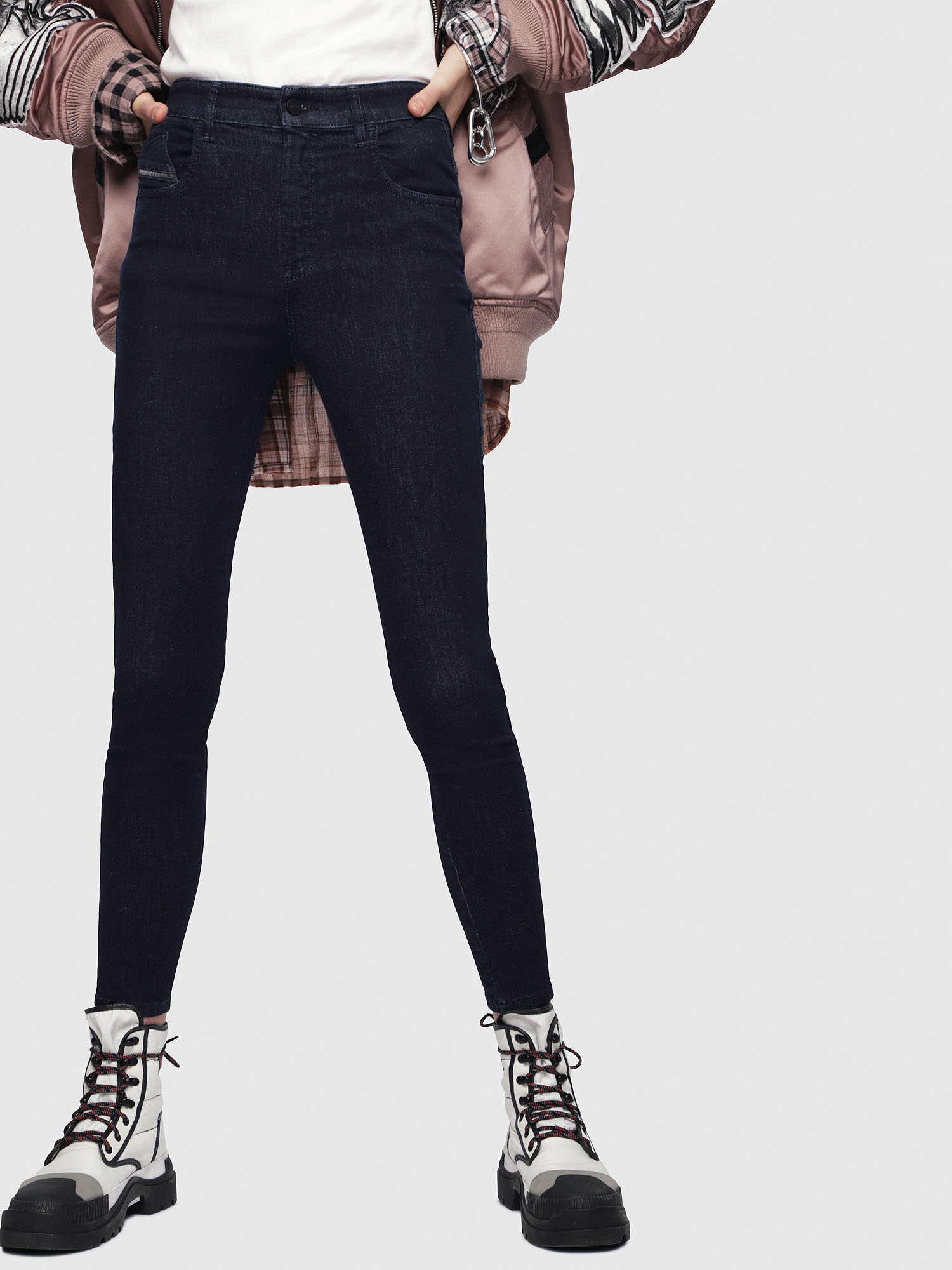 Diesel - Slandy High 089AB,  - Jeans - Image 1