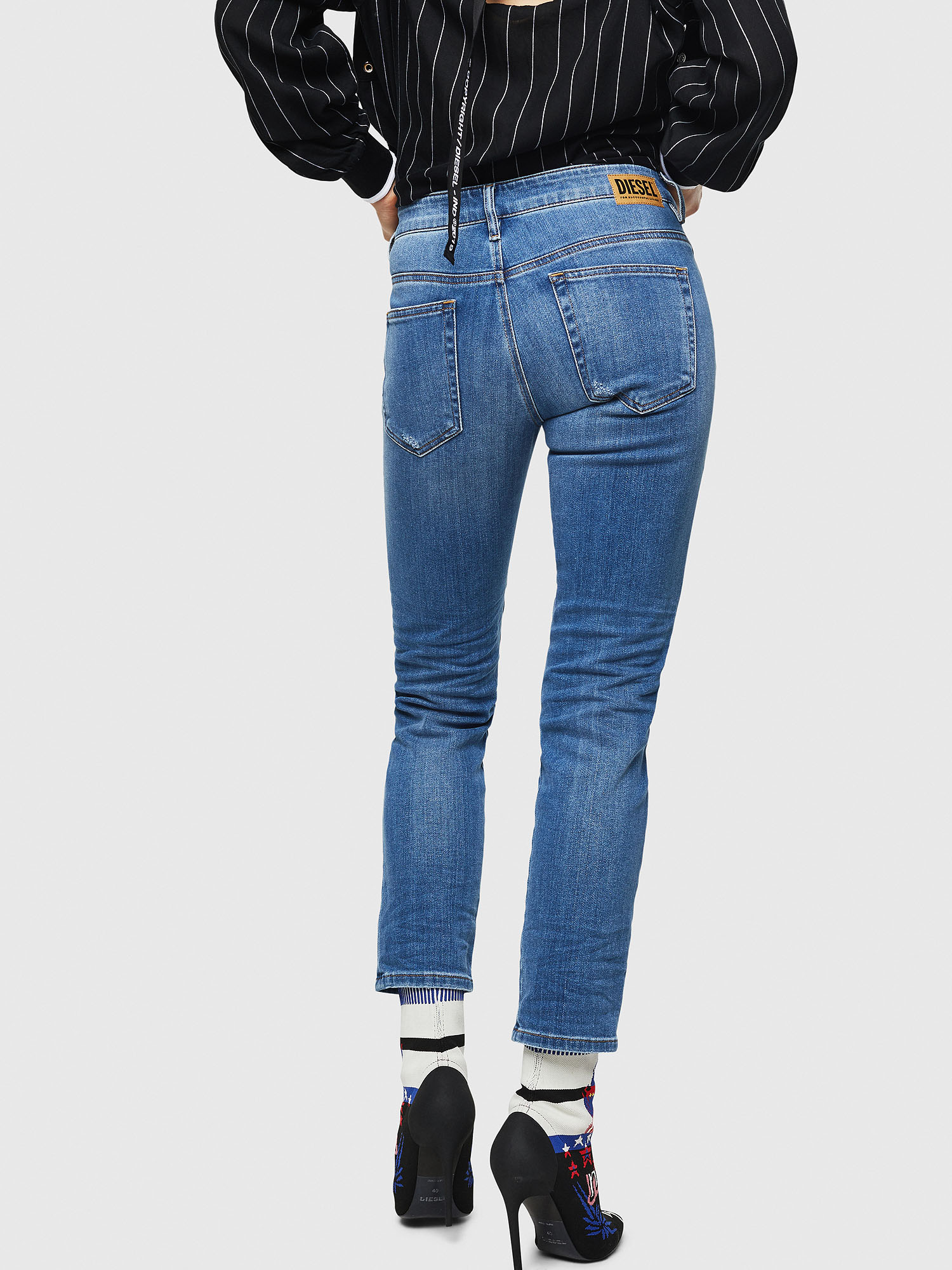 Diesel - D-Rifty 083AX,  - Jeans - Image 2