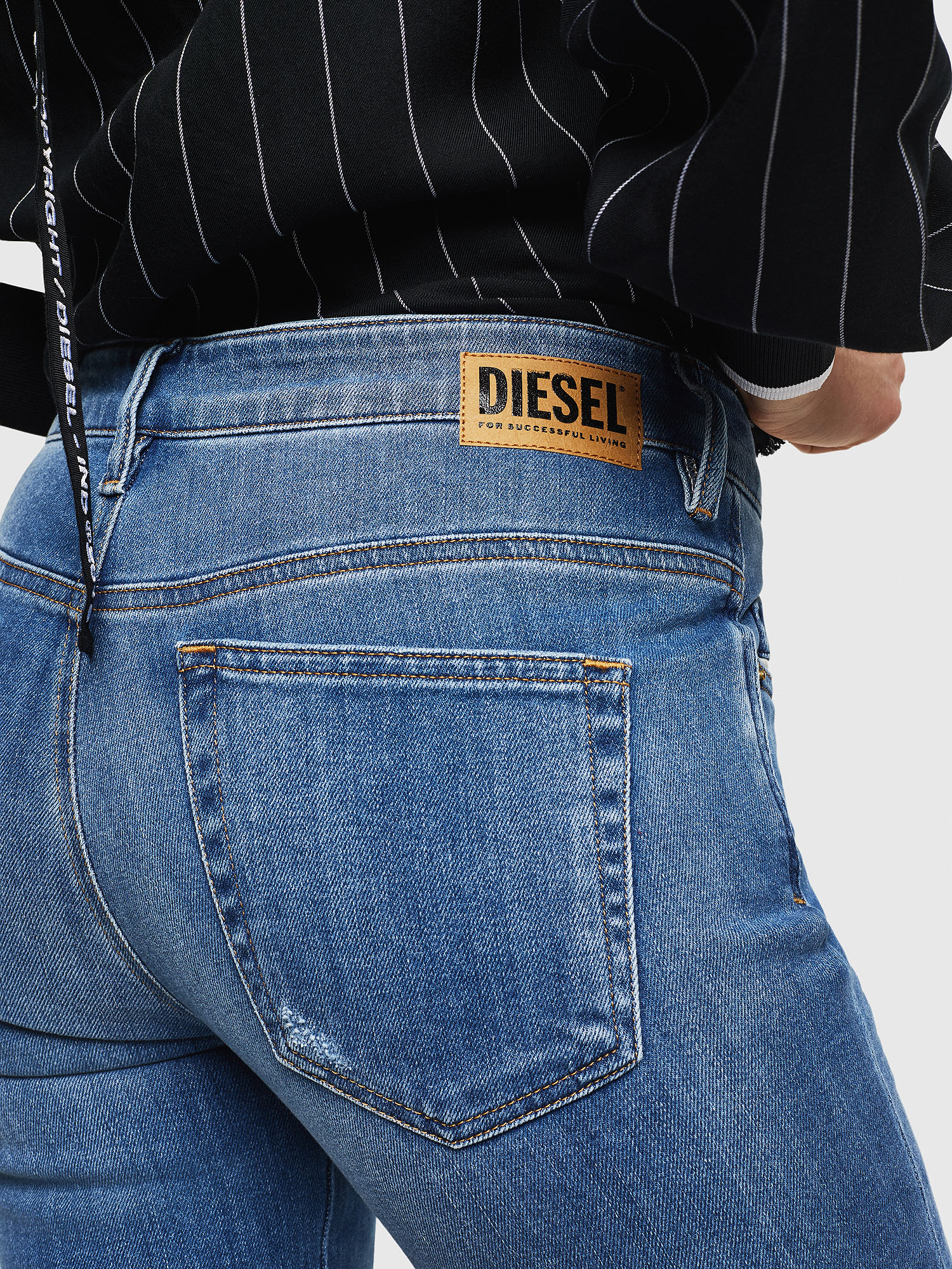 Diesel - D-Rifty 083AX,  - Jeans - Image 3